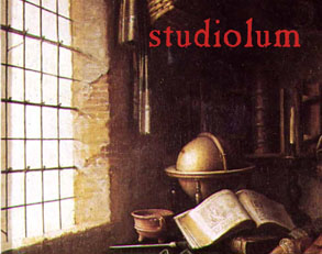 studiolum. a library for the humanist